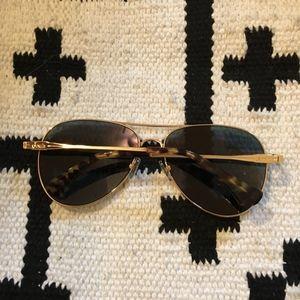 Sonix Accessories - Sonix Lodi Red mirrored aviator sunglasses